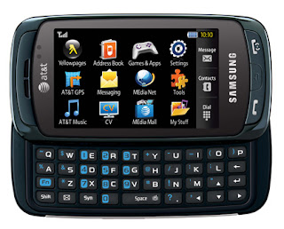 Samsung Impression is a Newest Samsung phone which has full QWERTY keypad