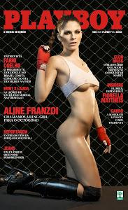 F4jc0hJ Download   Revista Playboy   Aline Franzoi – Setembro de 2013
