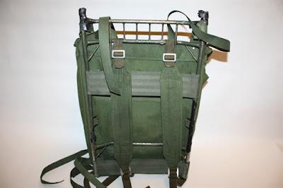 Swedish Army Haglöfs Rucksack 35 L a