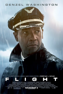 Flight movie poster Denzel Washington