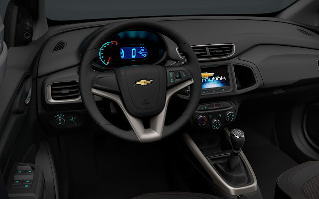 Chevrolet Onix 2016