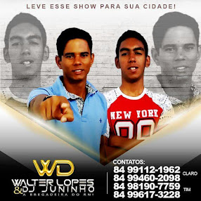 WD WALTER LOPES & DJ JUNINHO A BREGADEIRA DO RN
