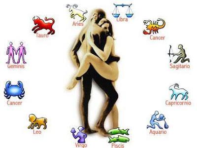 signos, sexualidade dos signos, zodíaco, zodíaco sensual, zodíaco erótico - Desejos e Fantasias de Casal