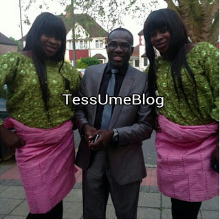 Nollywood Actress Patience Ozokwor S Uche Wedded His Boo In London Last Saay Here Are Pictures