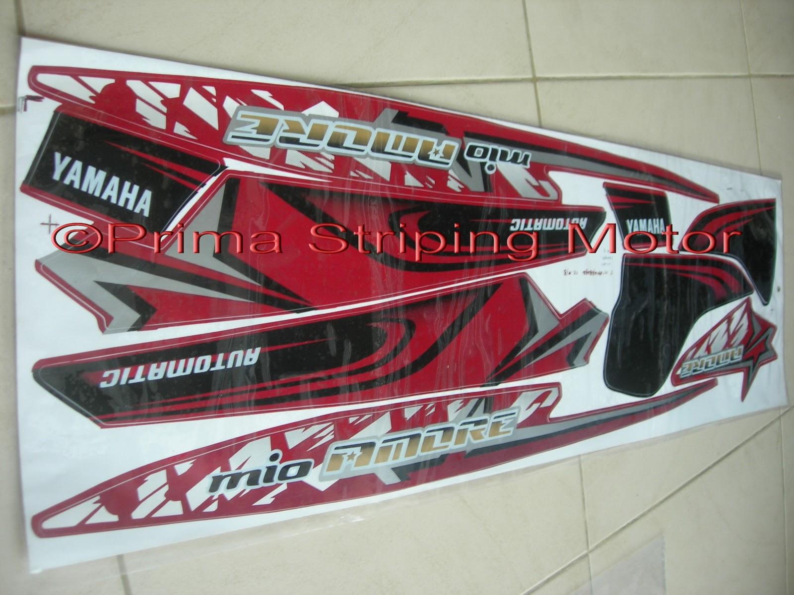 Prima Striping Motor title=