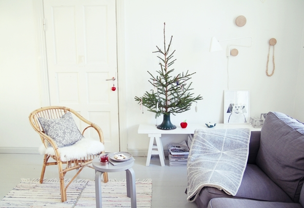 Árbol de Navidad sencillo