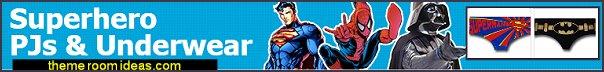 superhero pjs superhero underwear superhero tshirts superhero socks