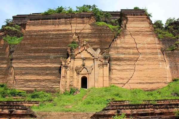 Pagoda Mingun Paya