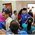Gambar Sekitar Lawatan Najib Ke Rumah Allahyarham Datuk Saharuddin Ibrahim
