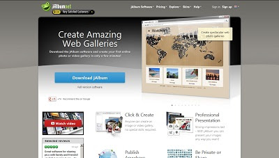 JAlbum, Miscellaneous Developer Tools