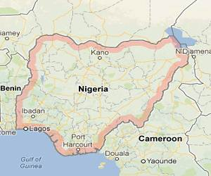 Nigeria_google_map