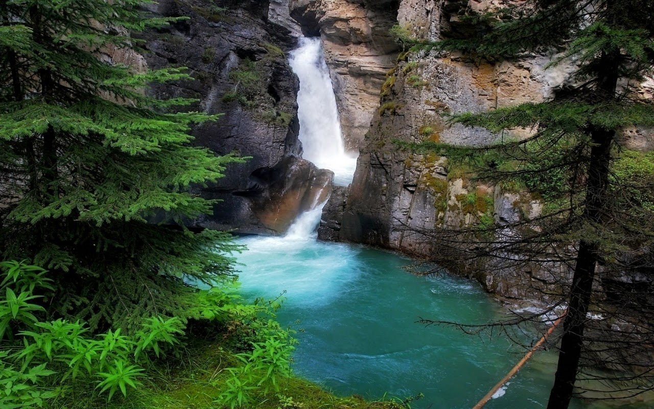 waterfalls wallpapers most beautiful - photo #35