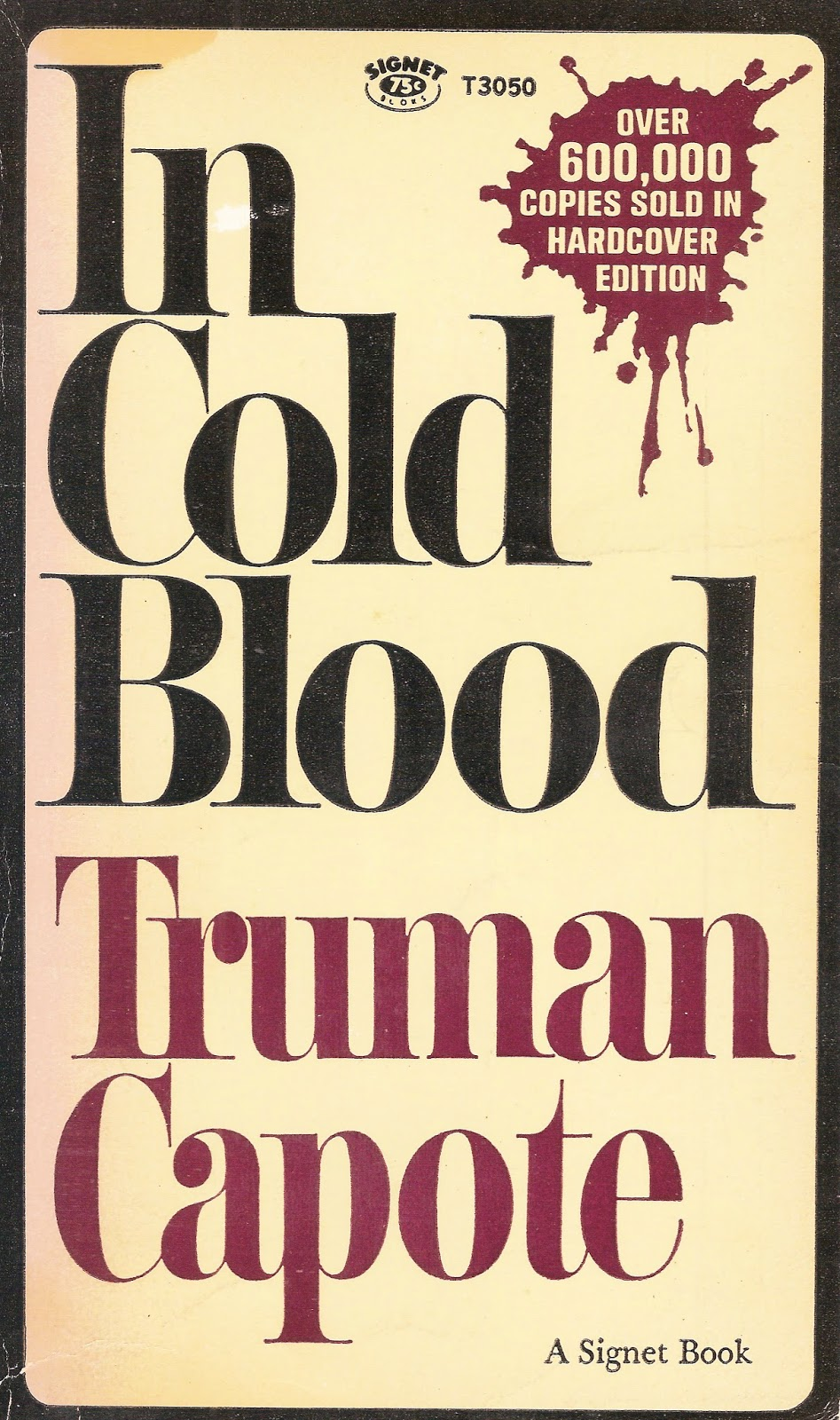 cold blood by truman capote essay