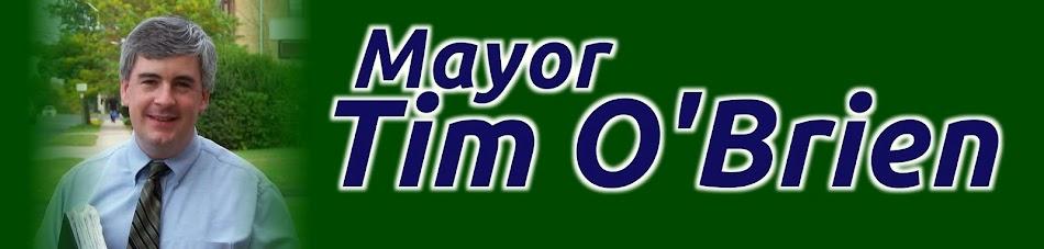 Mayor Tim O'Brien