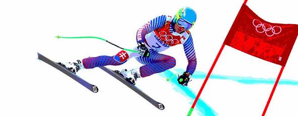 Adam Žampa najlepší slovenský lyžiar na ZOH Soči