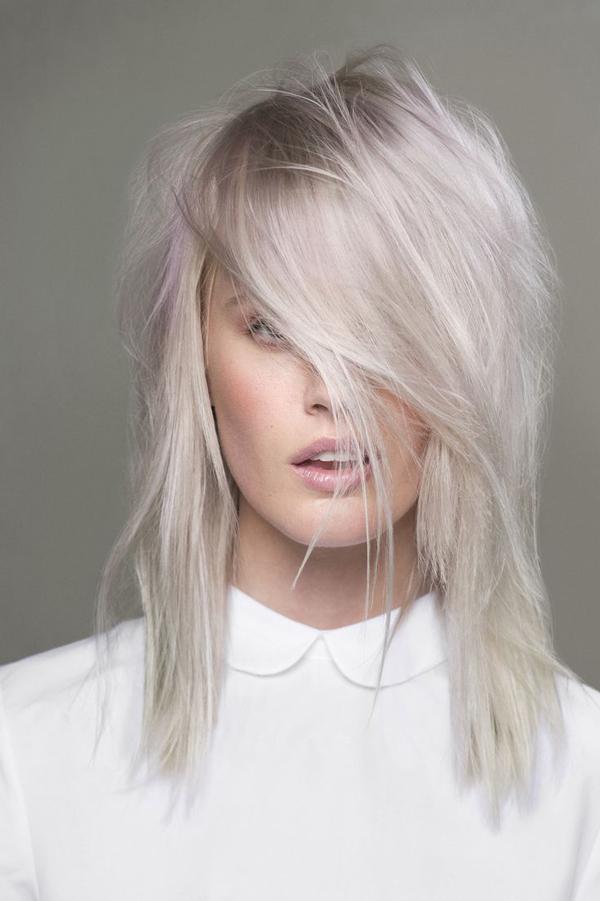 Blonde Natural Black Hair