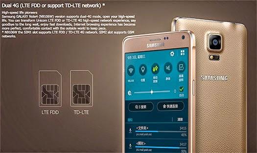 Harga Samsung Galaxy Note 4 Duos Baru dan Bekas