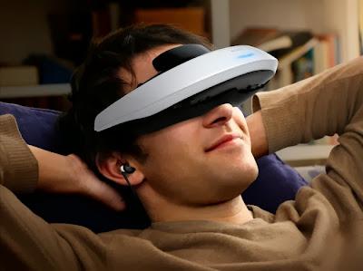 Visor 3D de Sony HMZ-T2