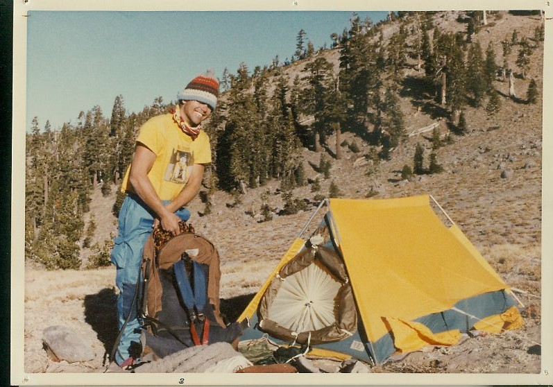 Jensen pack and Bombshelter tent in use on Mount Shasta. & Shopping from the past: Rivendell Mountain Works | Archival Blog