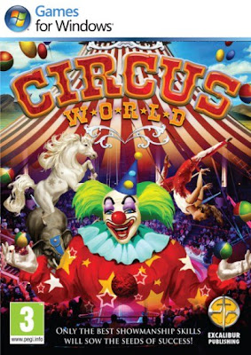 Circus World PC Cover