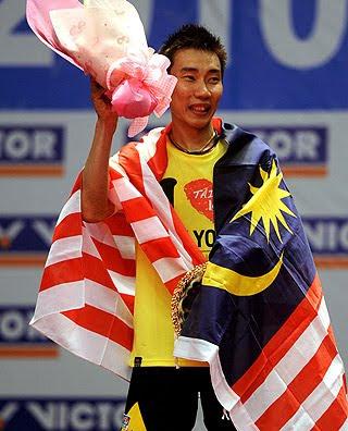 Lee Chong Wei Juara Terbuka India