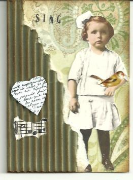 Theme Thursday - Make an ATC