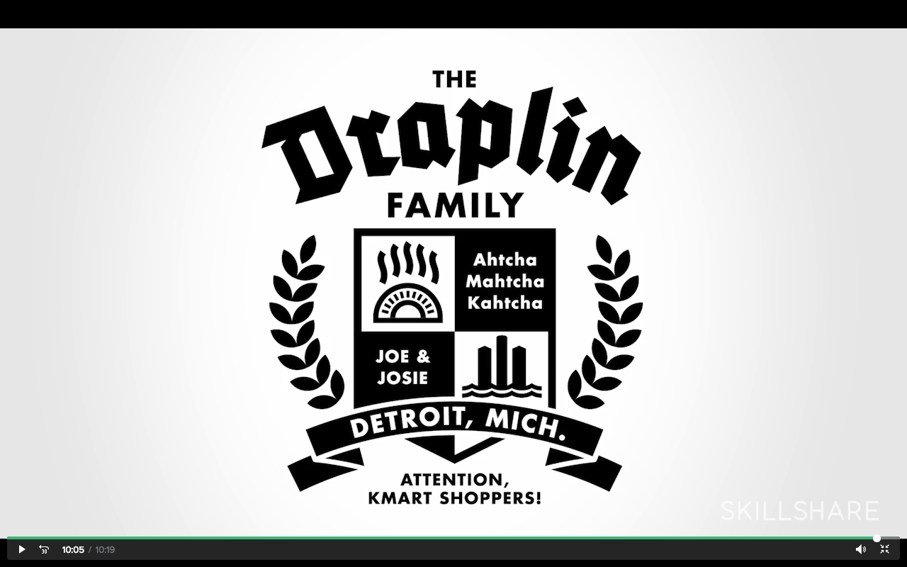 Aaron Draplin Wallpaper Here Was His Final Product a