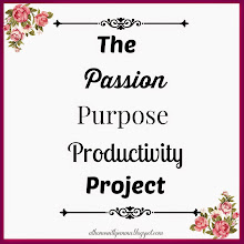 Passion, Purpose, Productivity Project