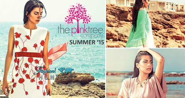 The PinkTree Spring/Summer 2015-2016