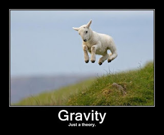 Gravity Does Not Exist! Lamb_gravity