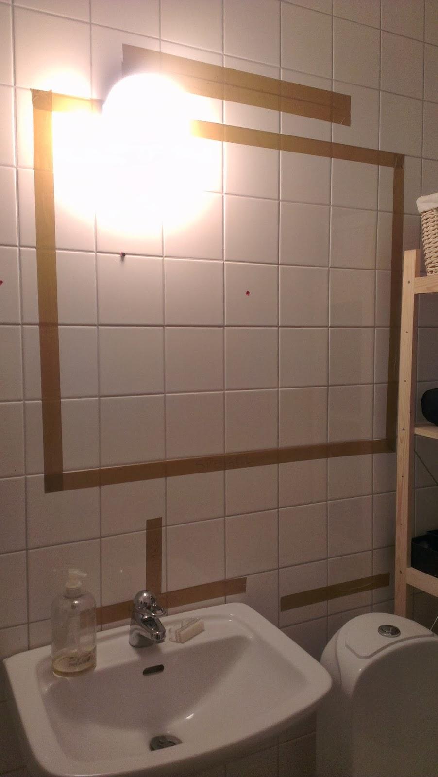 Släng dig i väggen, ernst!: badrumsplanering pågår