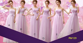 Soft Lilac Tutu Lace Long Bridesmaid Dress