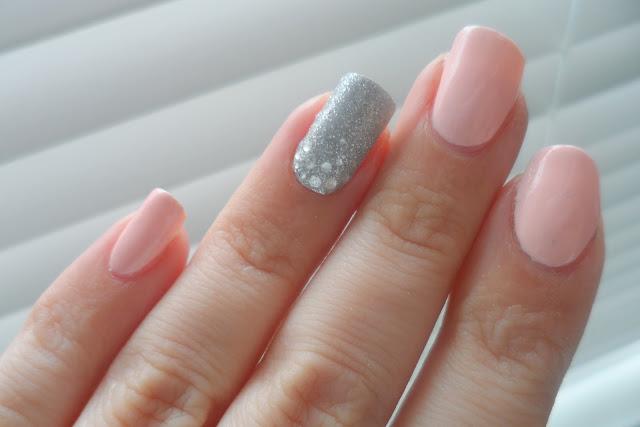 Pink Glitter Gel Nail Polish Pink Gel Nail Designs