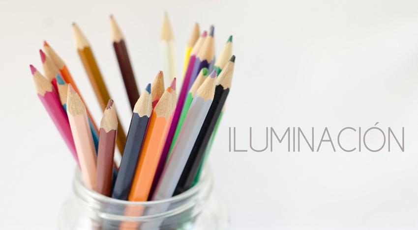 El Diván Azul: Iluminación, la luz