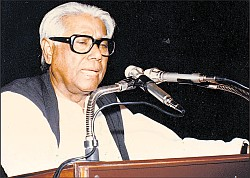 urdu poet Akhtar-ul-Iman
