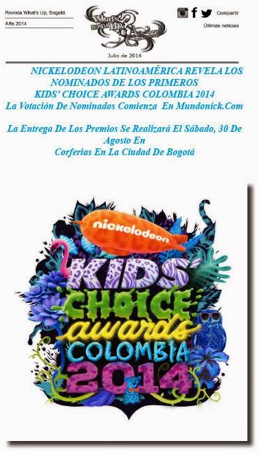 Nickelodeon-Latinoamérica-lista-nominados-primera-edición-Kids-Choice-Awards-Colombia