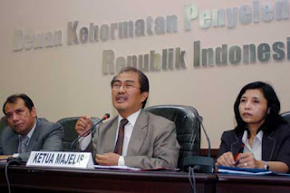 Dewan Kehormatan Penyelenggara Pemilu (DKPP)
