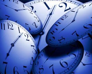 часы с изменным временем