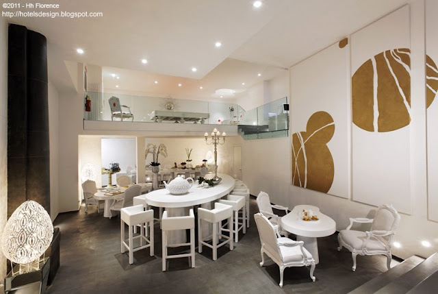 H tel home florence by cyrus company florence italie for Hotel design florence