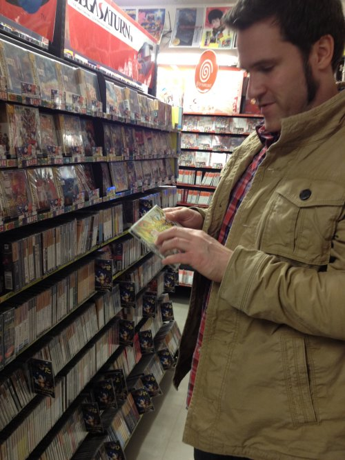 Video games in Tokyo