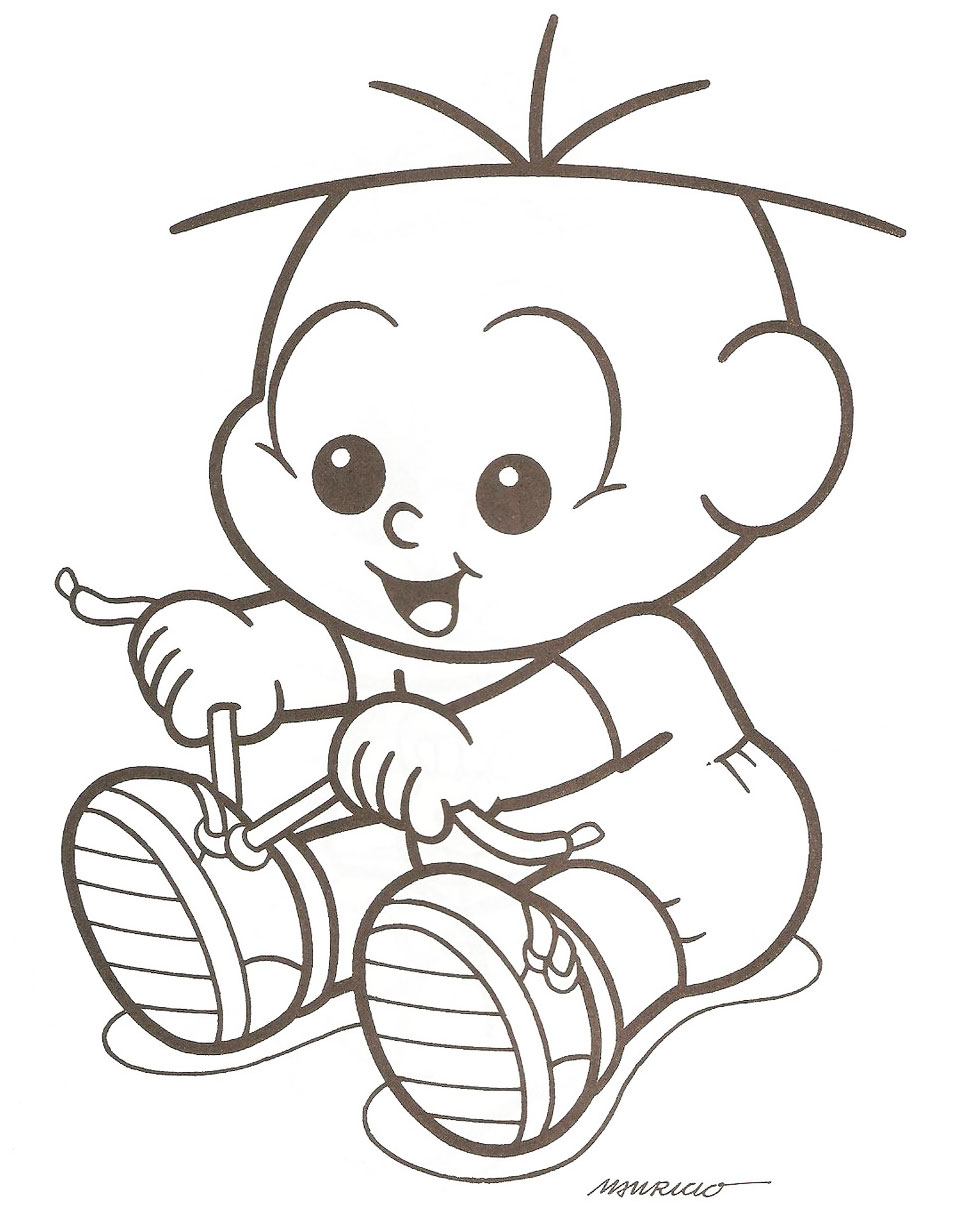 desenhos para colorir cebolinha bêbê colorir desenhos para colorir