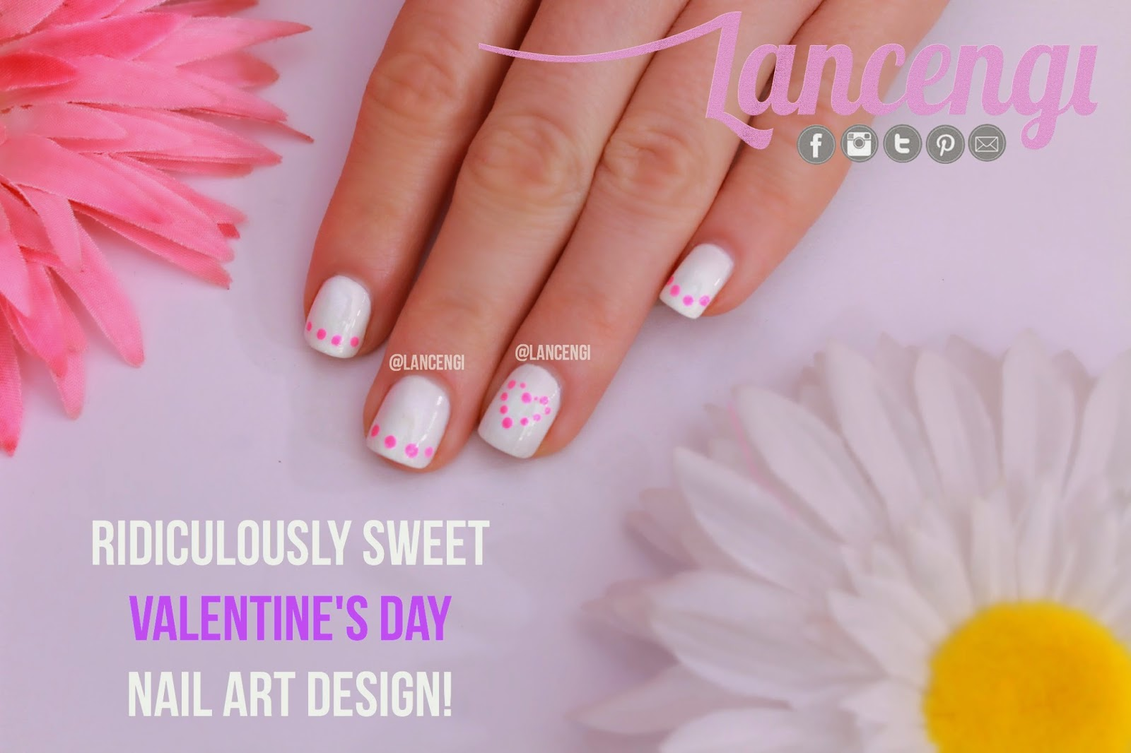 Lancengi welcome to the beautiful world of lancengi let me know nail art for valentines day diy easy cute nail polish designs the ultimate guide 2 prinsesfo Images