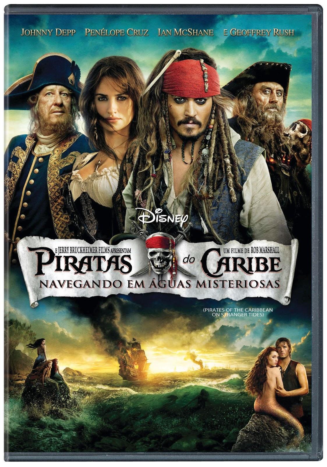 Frases Do Filme Piratas Do Caribe Navegando Em águas Misteriosas