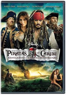 Frases do Filme - Piratas do Caribe - Navegando em Águas Misteriosas