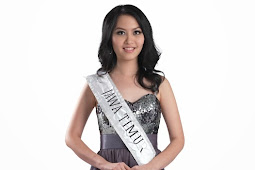 Hanna Sugialam - Runner-up 2 Miss Indonesia 2014