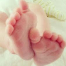 pasos descalzos