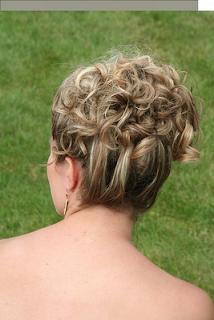 peinado Up de boda