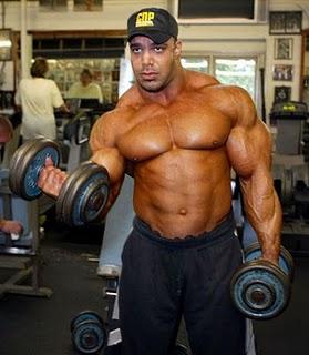 Zack King Khan Bodybuilder