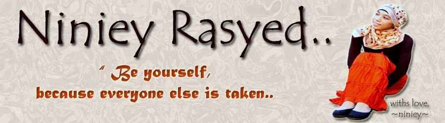 Niniey Rasyed