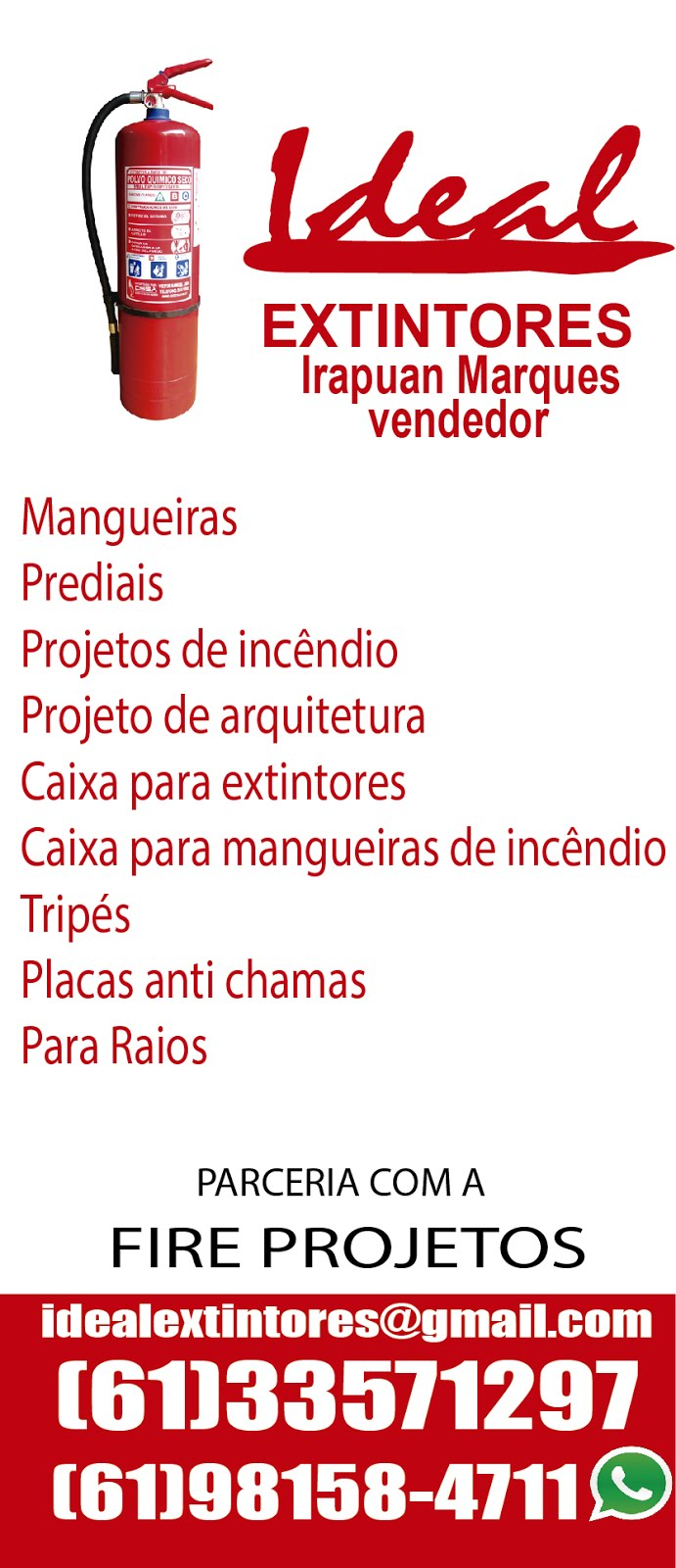 IDEAL EXTINTORES